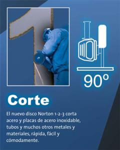Discos Norton Corte