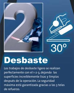 Discos Norton Desbaste